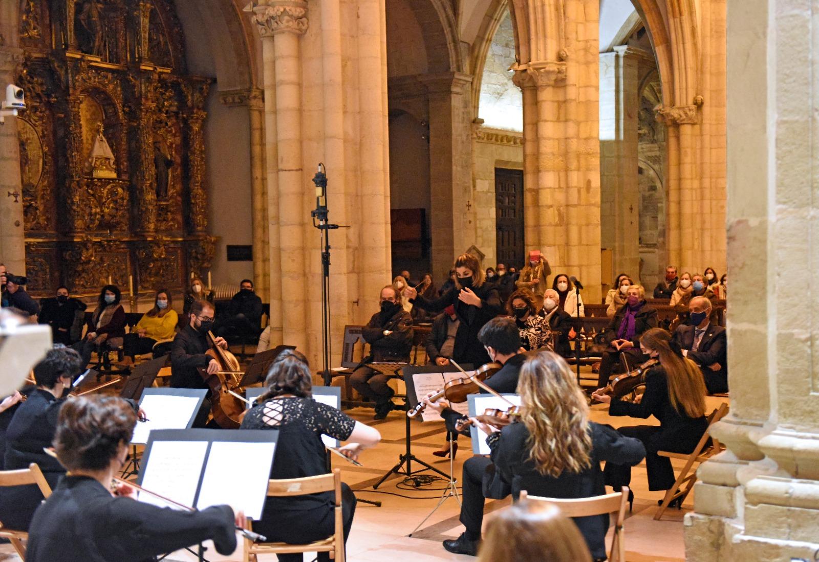 OSCAN - Orquesta Sinfónica del Cantábrico - 'El Ser Espiritual'